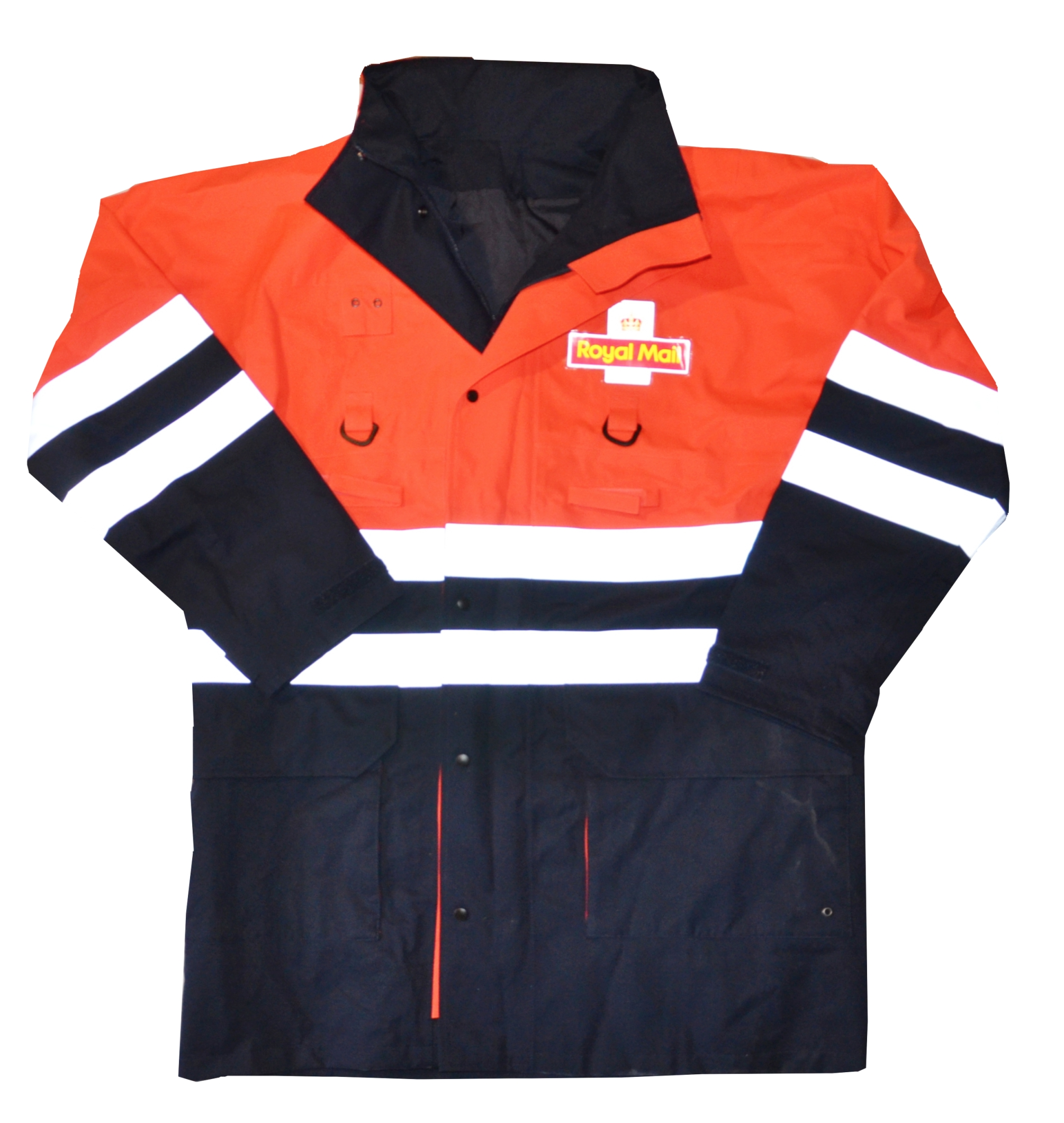 Bunda Britská Royal Mail Jacket, waterproof
