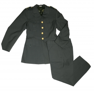 Uniforma US coat, men´s army green